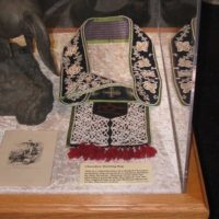 8 Agee pouch in museum exhibit_10_300_H2